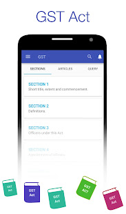 GST Connect – Rate amp HSN Finder GST Act amp Rules v19.1 screenshots 5