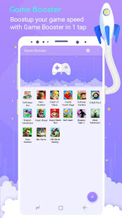 Game Booster – One Tap Advanced Speed Booster v1.0.30 screenshots 1