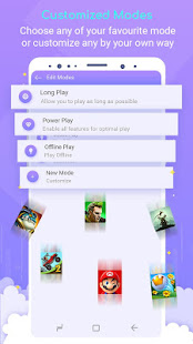 Game Booster – One Tap Advanced Speed Booster v1.0.30 screenshots 2