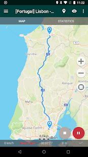 Geo Tracker – GPS tracker v5.0.3.2368 screenshots 1