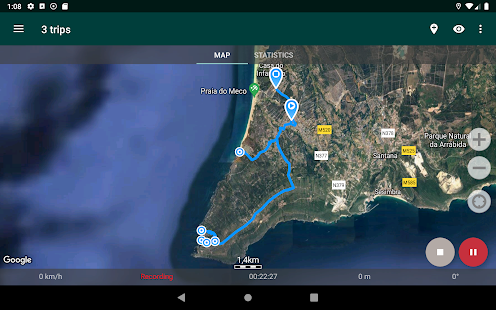 Geo Tracker – GPS tracker v5.0.3.2368 screenshots 10