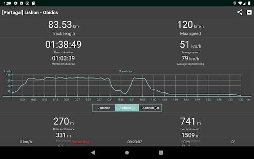 Geo Tracker – GPS tracker v5.0.3.2368 screenshots 11