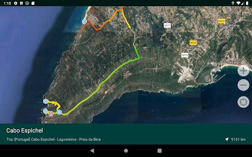 Geo Tracker – GPS tracker v5.0.3.2368 screenshots 14