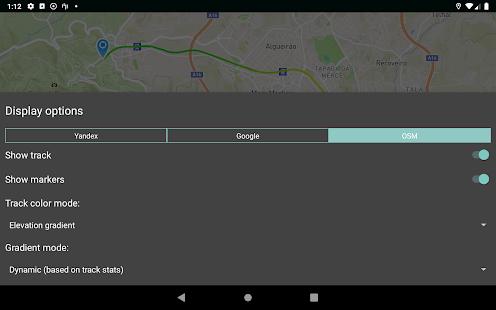 Geo Tracker – GPS tracker v5.0.3.2368 screenshots 15