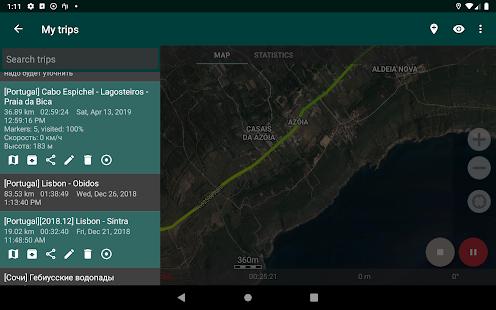 Geo Tracker – GPS tracker v5.0.3.2368 screenshots 16