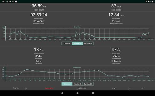 Geo Tracker – GPS tracker v5.0.3.2368 screenshots 19