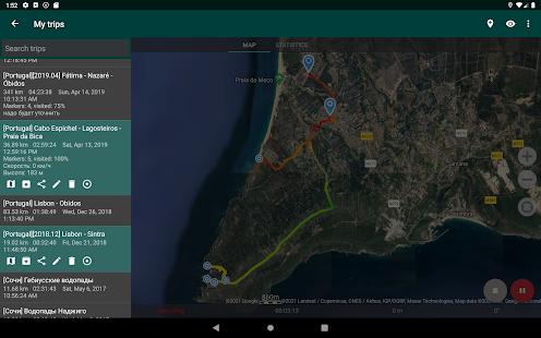 Geo Tracker – GPS tracker v5.0.3.2368 screenshots 24