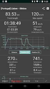 Geo Tracker – GPS tracker v5.0.3.2368 screenshots 3