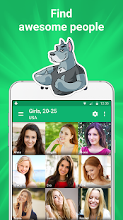 Get new friends on local chat rooms v4.7.8 screenshots 2
