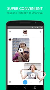 Glide – Video Chat Messenger vGlide.v10.361.402 screenshots 2