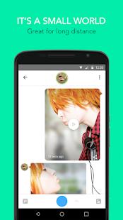 Glide – Video Chat Messenger vGlide.v10.361.402 screenshots 4