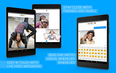 Glide – Video Chat Messenger vGlide.v10.361.402 screenshots 6