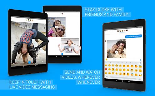 Glide – Video Chat Messenger vGlide.v10.361.402 screenshots 8