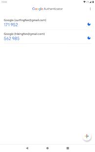 Google Authenticator v5.10 screenshots 11