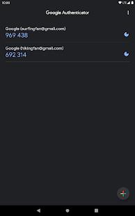 Google Authenticator v5.10 screenshots 12
