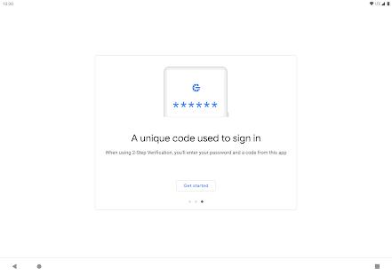 Google Authenticator v5.10 screenshots 15