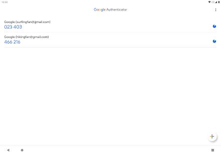 Google Authenticator v5.10 screenshots 17