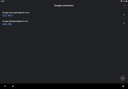 Google Authenticator v5.10 screenshots 18