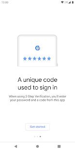 Google Authenticator v5.10 screenshots 3