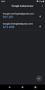 Google Authenticator v5.10 screenshots 6