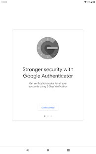 Google Authenticator v5.10 screenshots 7