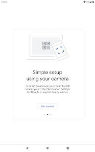 Google Authenticator v5.10 screenshots 8