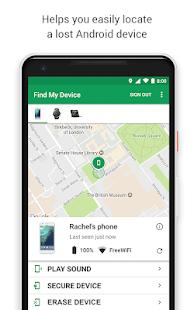 Google Find My Device v2.4.043 screenshots 1
