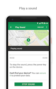 Google Find My Device v2.4.043 screenshots 2