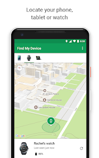 Google Find My Device v2.4.043 screenshots 4