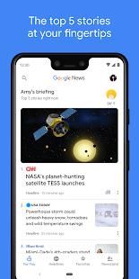 Google News – Daily Headlines v5.36.0.387690442 screenshots 1