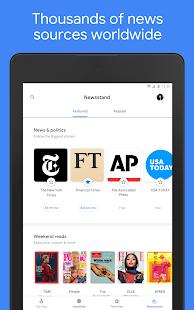 Google News – Daily Headlines v5.36.0.387690442 screenshots 10