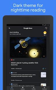 Google News – Daily Headlines v5.36.0.387690442 screenshots 11