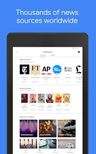 Google News – Daily Headlines v5.36.0.387690442 screenshots 15
