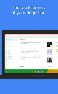 Google News – Daily Headlines v5.36.0.387690442 screenshots 17
