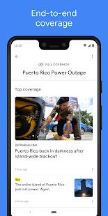 Google News – Daily Headlines v5.36.0.387690442 screenshots 2