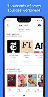 Google News – Daily Headlines v5.36.0.387690442 screenshots 5