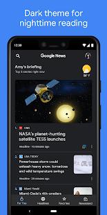 Google News – Daily Headlines v5.36.0.387690442 screenshots 6