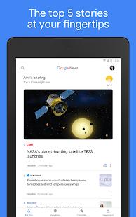 Google News – Daily Headlines v5.36.0.387690442 screenshots 7