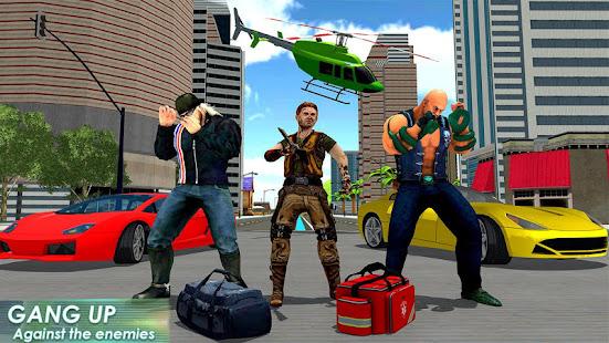 Grand Crime City Real Gangster Crime Mission Games v1.7 screenshots 2