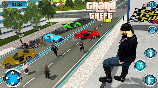Grand Crime City Real Gangster Crime Mission Games v1.7 screenshots 7