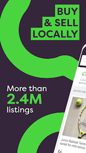 Gumtree Local ads marketplace. Shop buy and sell v screenshots 1