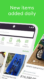 Gumtree Local ads marketplace. Shop buy and sell v screenshots 2