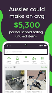Gumtree Local ads marketplace. Shop buy and sell v screenshots 6
