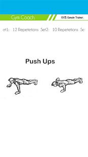 Gym Coach – Gym Workouts v47.6.8 screenshots 4