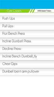 Gym Coach – Gym Workouts v47.6.8 screenshots 5