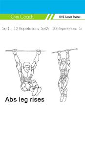 Gym Coach – Gym Workouts v47.6.8 screenshots 6