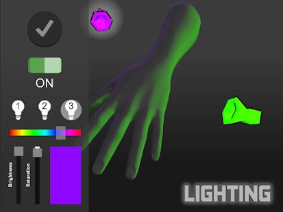 Hand Draw 3D Pose Tool FREE v2.18 screenshots 11