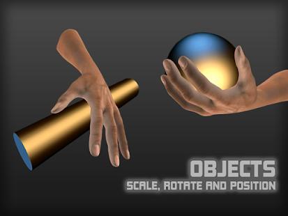Hand Draw 3D Pose Tool FREE v2.18 screenshots 2