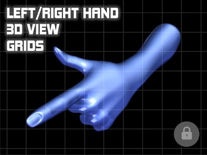 Hand Draw 3D Pose Tool FREE v2.18 screenshots 8