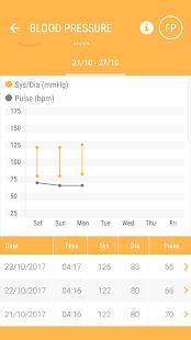 HealthForYou v1.12 screenshots 2